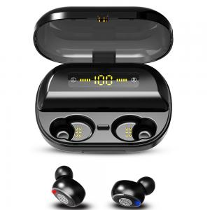 China Hifi  Gaming Music Active Noise Cancelling Bluetooth Earphones Handsfree Stereo Deep Bass on sale