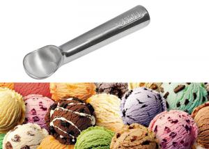 China Commercial Standard Size Heated Ice Cream Scoop Stainless Steel Materials on sale