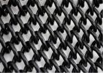 3/8X3/8 high security  11GA/2.95mm diameter chain link mesh fabric hot dipped galvanized 366gram/sqm 8ft x 50ft