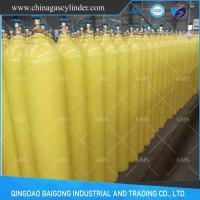2017 Most Popular Seamless Steel 40L Nitrogen Cylinder, Nitrogen Gas Cylinder, N2 cylinder