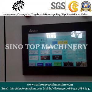 China 15m/min Paper Honeycomb core machine on sale