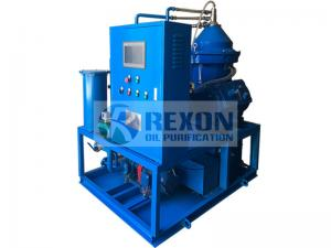 China Industrial Fuel Oil Filter Machine , Centrifugal Lube Oil Purifier RCF on sale