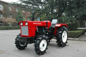China best selling 40hp farm tractor 2WD on sale