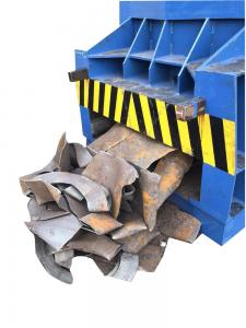 China Scrap Iron Container Shear With CE CS Series Of Scrap Shear Scrap Cutting With PLC Control on sale
