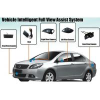 Wide Angle Car Reverse Parking System Around View Monitor For Audi Q5