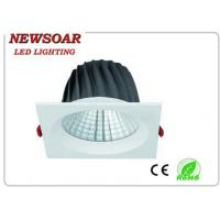 12W AC240V IP40 COB led downlight globe with luminous efficiency 75lm/w