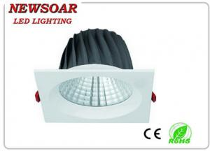 China 12W AC240V IP40 COB led downlight globe with luminous efficiency 75lm/w on sale