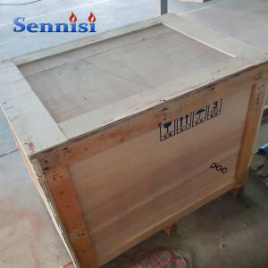 China PE coating production line drying 400KW burner on sale