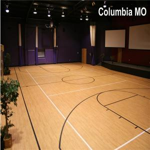 China PVC Material Sports Flooring Vinyl Flooring for basketball on sale