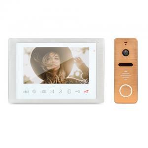 China 10 inch Video door phone with IR cut night vision AHD Intercom Video door bell ip65 waterproof doorbell on sale