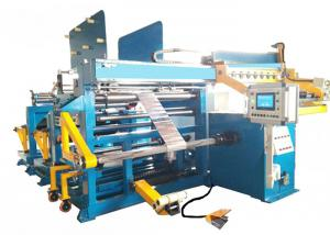 China Auto TIG Welding Aluminium Foil Winding Machine For Dry Type Transformer on sale
