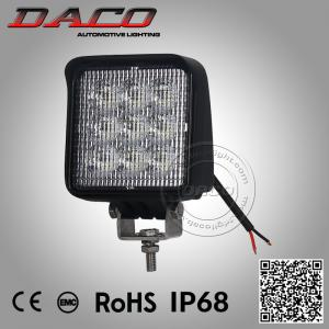 China New 3 Inch 27W Truck Led Work Lamp on sale