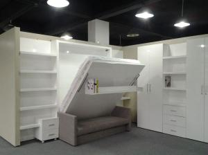 modern murphy bed with couch. Quality Smart Furniture Folding Down Wall Bed , Modern Murphy With Sofa For Sale Couch