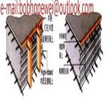 Material Galvanized Hy Rib Formwork Mesh/High Rib Mesh/high ribbed formwork for concrete wall