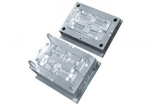 China Single Shot Mould For Polish Surface S136 Lead Acid Battery Case Injection Molding on sale