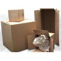 Corrosion Resistant Corrugated Packaging Boxes For Transporting Recyclable Carton