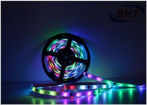 China dimmable/digital/Magic Remote Control Led Strip Lights 12V DMX Motion Sensor Easy Installation on sale