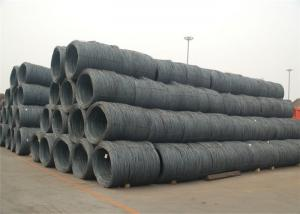China Q195 Q235 SAE1008 1010 1012 1018 1020 1006 30MnSi Boron Alloy Steel Wire Rod 5.5MM 6.5MM 7MM 8MM 9MM 10MM on sale
