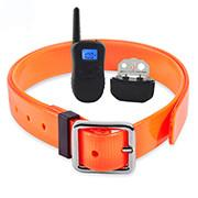 China Hot Sale & High Quality TPU Pet Collar for Dogs Training on sale