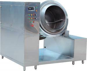 China 25kw Industrial Fryer Machine , Deep Frying Machine 200 Liter Capacity on sale