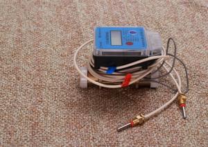 China Household Portable Ultrasonic Energy Meter , RS485 Modbus Digital Water Meter on sale