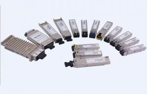 Quality Multi-mode SFP + Fiber Optic Transceiver Module 10G 850nm 300M CISCO Compatible for sale