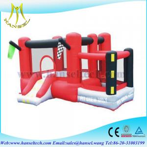 China Hansel  Inflatable Bouncer For Kids ,Inflatable Bouncer Slide on sale