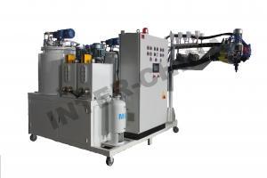 China Máquina de carcaça do elastómetro do componente da série 3 do EA, dosando a máquina, máquina de mistura on sale
