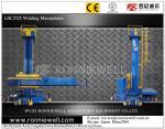 Heavy Duty Motorized Welding Manipulator Automatic Vessel Welding
