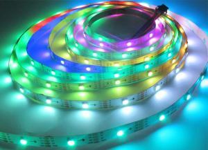APA102 Digital Addressable Rgb LED Flexible Strip Lights APA102C IC