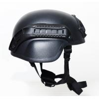 China Aramid UD Material MICH2000B Ballistic Helmet with NIJ IIIA level on sale