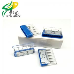 China High Speed Dental FG Diamond Burs For Polishing / Smoothing ISO Standard on sale