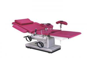 China Multi-Function Obstetric Delivery Bed , Hospital Manual Delivery Table ALS-OB110 on sale