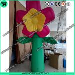 Newest Spring Event Deciration Inflatable Flower,Party Decoration Flower
