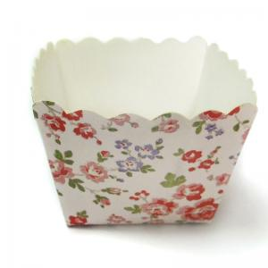 China El papel de aluminio, oro/hoja de plata, imprimió las envolturas decorativas de papel de la magdalena on sale
