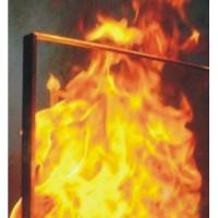 China High Borosilicate Fire Resistant Glass, Commercial Building Fire Rated Glass on sale