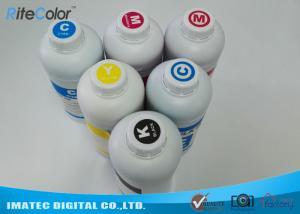 China Uma tinta de impressora Waterbased da sublimação de tintura do litro para Epson/impressoras de Roland/Mimaki on sale