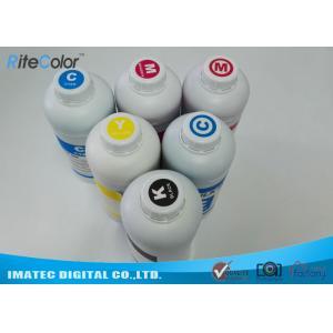 China Une encre d'imprimerie à base d'eau de sublimation de colorant de litre pour Epson/imprimantes de Roland/Mimaki on sale
