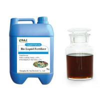 China Liquid Fulvate Biofertilizer on sale