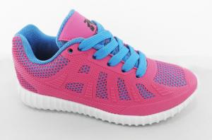 China Mesh Comfortable Sketcher Sport Shoes Kpu Material 35 To 45 Size on sale