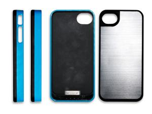China 1500mAh ABS Aluminum Thinnest iphone 4 extended Battery Case with Indicator For Iphone 4 on sale