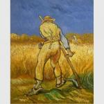 Master Oil Painting Reproductions / Van Gogh Farm Painting On Canvas