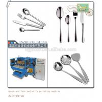 Stainless Steel Forks and Spoons Polishing Machine