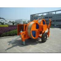 SA-YQZ40 40KN Capacity Hydraulic Tensioner With 5 Grooves For Stringing Conductor
