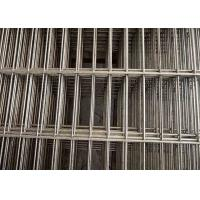 China Galvanized And Powder Coated Double Wire Panels 6/5/6 / Mesh Security Fences on sale