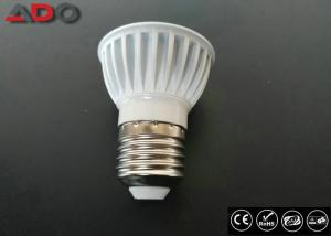 China MR16 E27 LED Spot Bulb 3W 5W 7W 220V 45 Degree Beam Angle 110LM / W on sale