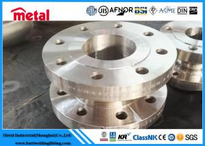 China ASTM B462 N08020 Welding Neck Flange Nickel Alloy Pipe Flange Alloy 20 RF SCH40 on sale