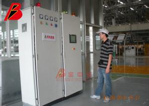 China Touch Sreen Control System Customied Painting Production Line  Project in Changchun FAW on sale