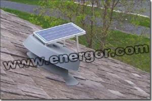 China Solar Attic Fan ( Solar Exhaust Fan/ Solar Ventilator) on sale