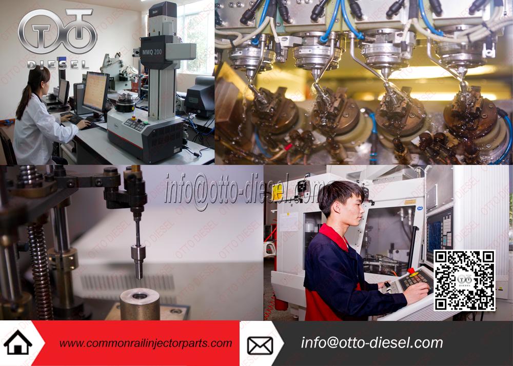 095000-0562 Common Rail Nozzle DLLA142P852 for Komatsu SA60125E